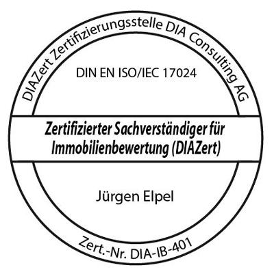 DIAZert-Stempel