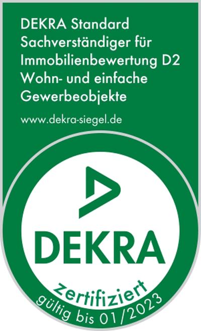 SV Immo Dekra zertifiziert
